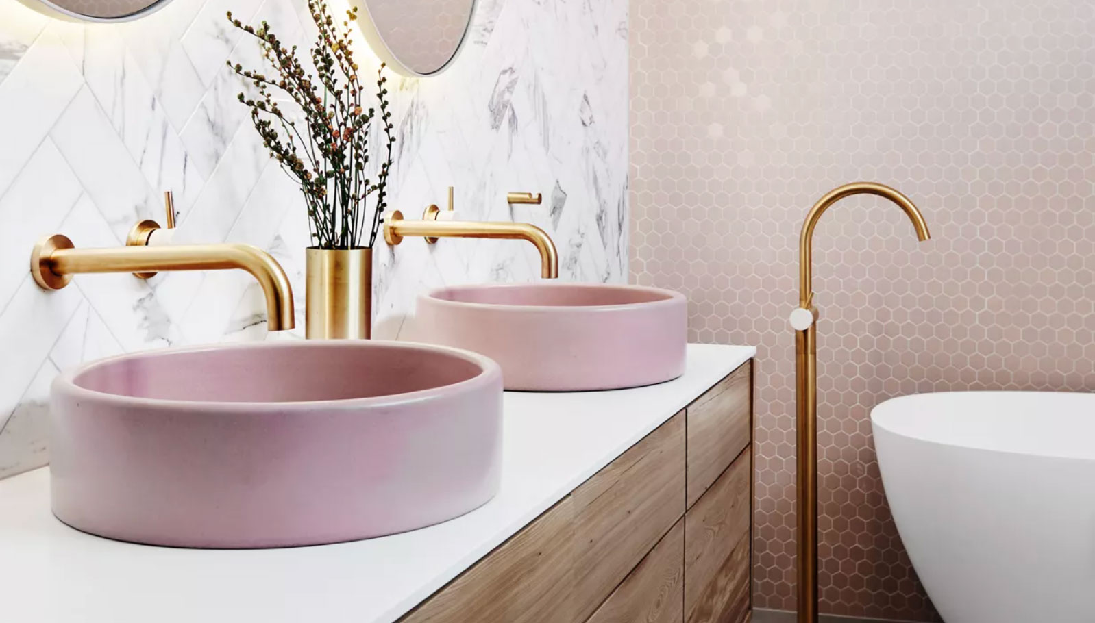 bathroom tile ideas 12 stylish looks