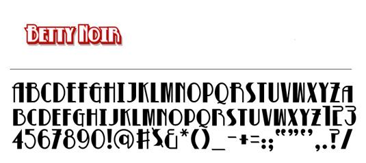 e41509c606924179211e9a3b7ad154e2 45 free retro fonts Random