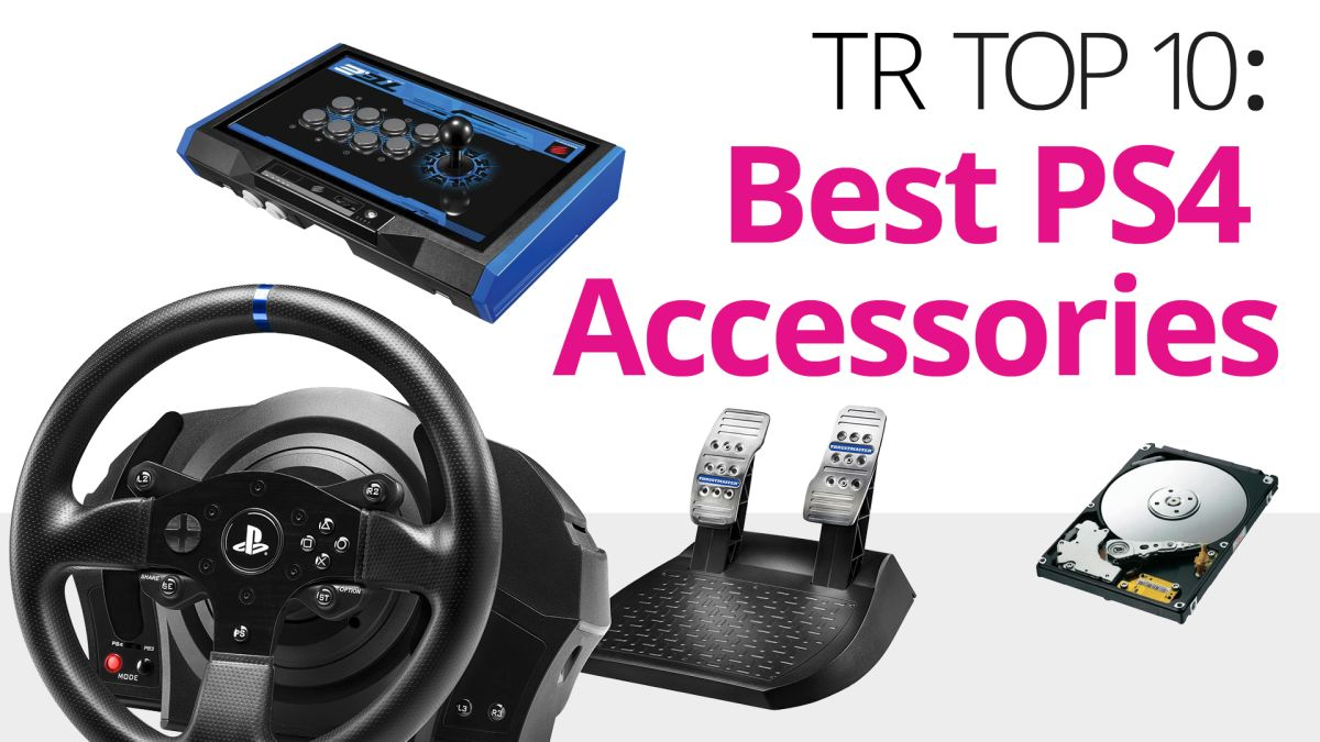 PS4 Accessories All The Extras You Need To Own For Your