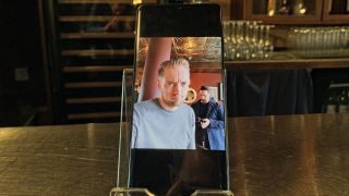 The selfie camera is fine, but 32MP doesn't seem to add a huge amount from a smaller sensor