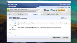 Download ZoneAlarm Free Firewall - the best free firewall 2016