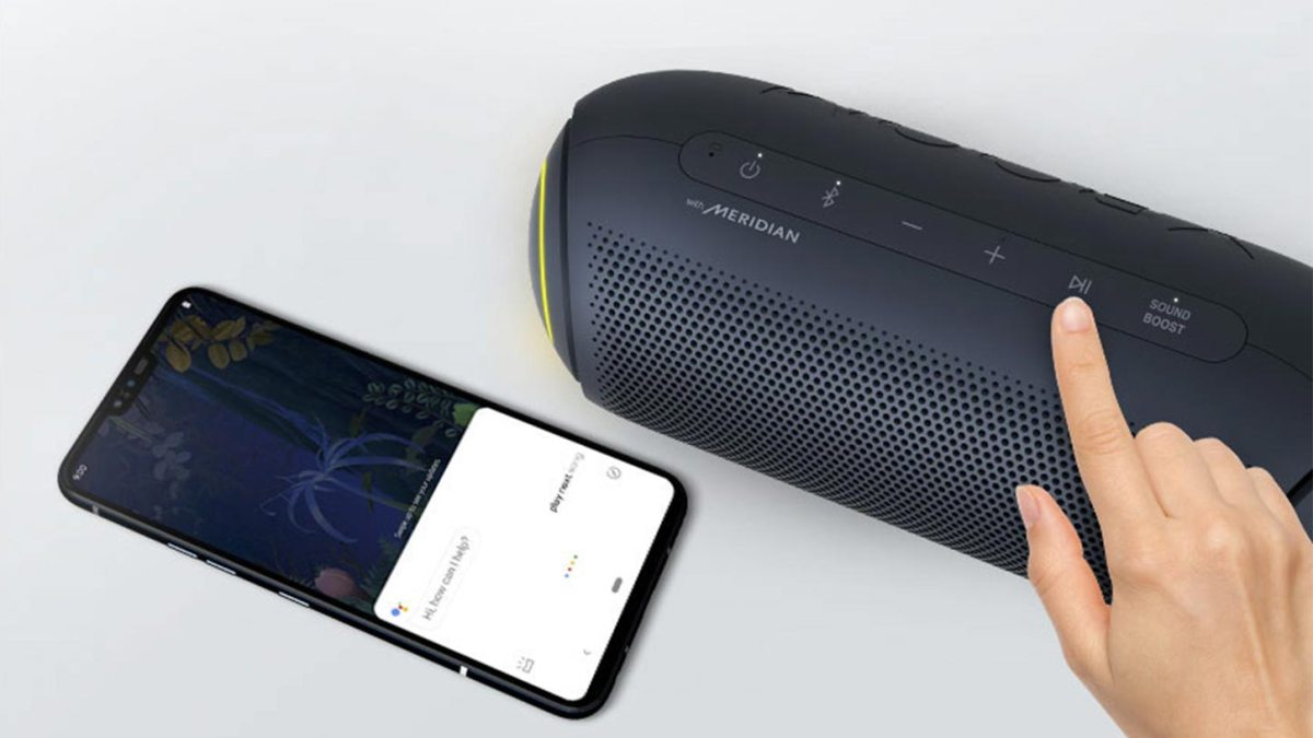 LG XBoom Go PL7 review