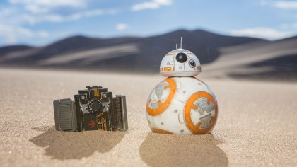 Sphero BB-8 with Force Band