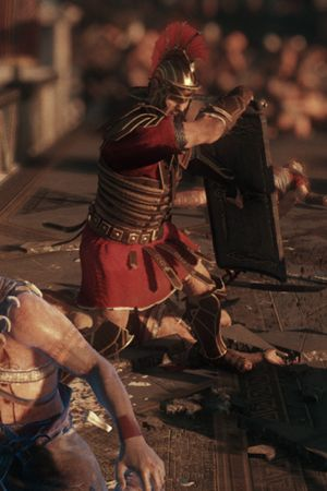 Ryse Son of Rome review  GamesRadar