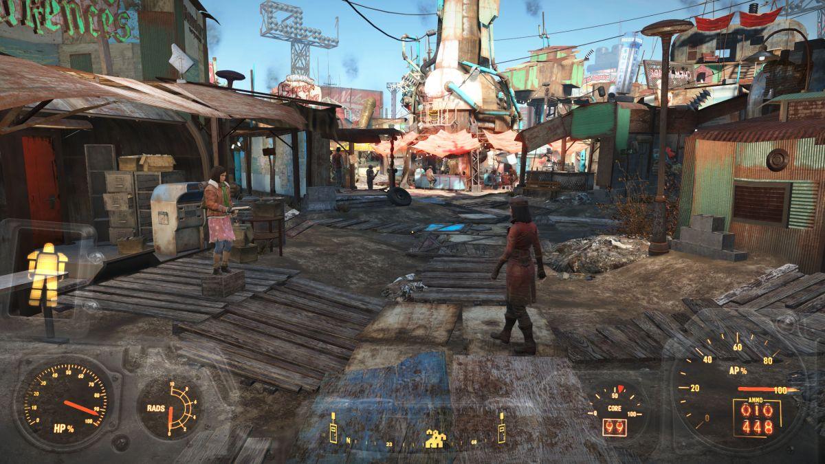 Girl Gamer Pc Wallpaper Benchmarked Fallout 4 Pc Gamer