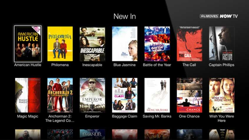 Now TV's Sky Movies and entertainment passes arrive for Apple TV | TechRadar