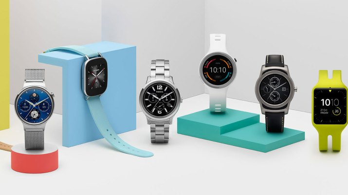 Android Wear selection