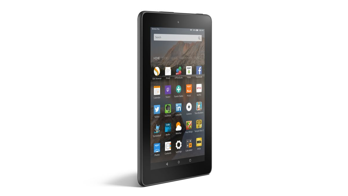 Amazon's new 7-inch Fire tablet is just £50 | TechRadar