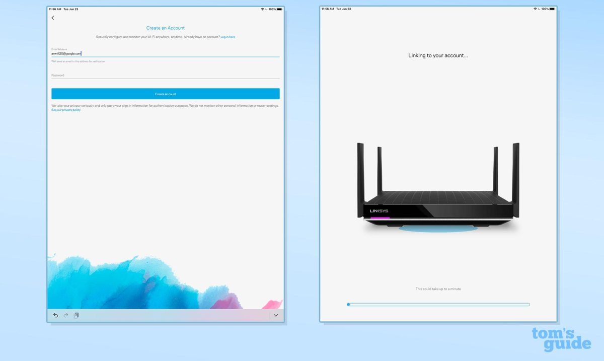 Linksys Max Stream MR9600 review