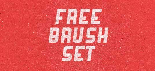 Free Photoshop brushes: subtle