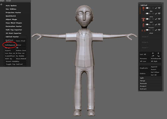 f20f5ed62f9687af8daeb112ec9a53ed 10 things you probably didn't know you could do with ZBrush Random