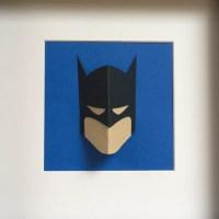 You'll love this 3D superhero wall art | Creative Bloq