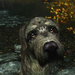 Kid Chairs Potato Chip Chair Eames Turns Out Adopting A Dog In Skyrim Is The Hardest Quest Game... | Gamesradar+