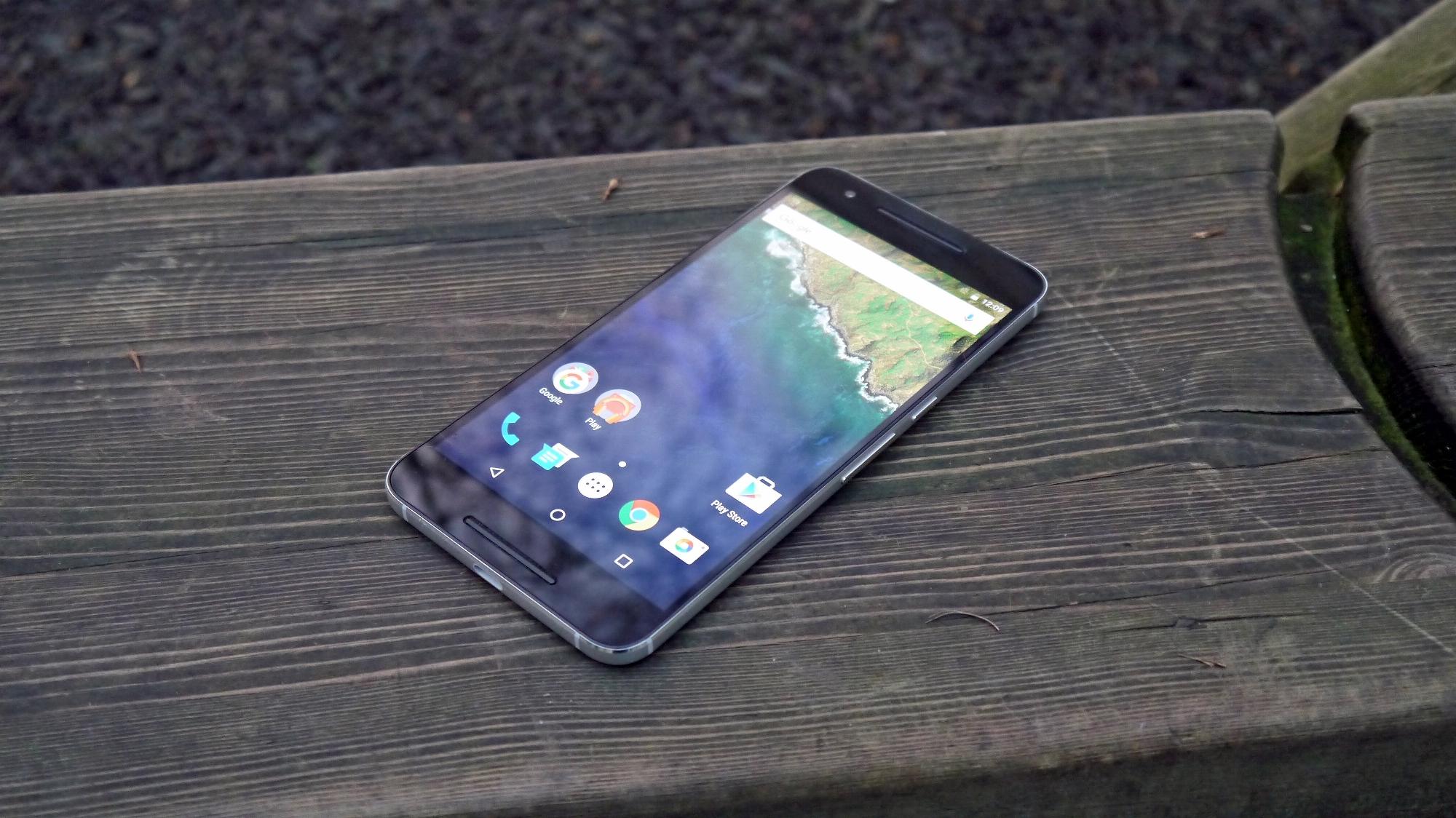 Moto Z vs Nexus 6P