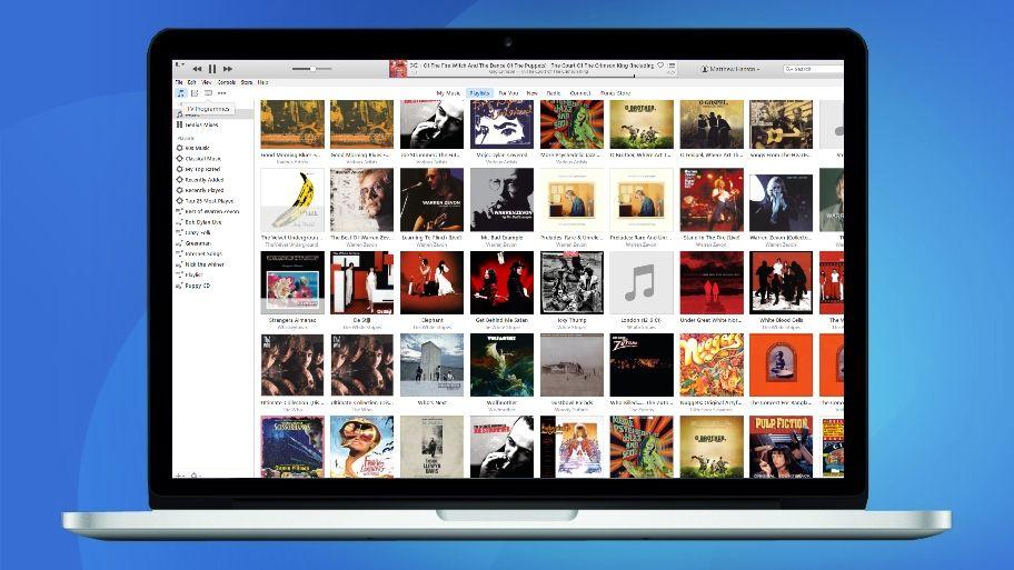 How to add missing album art in iTunes  TechRadar
