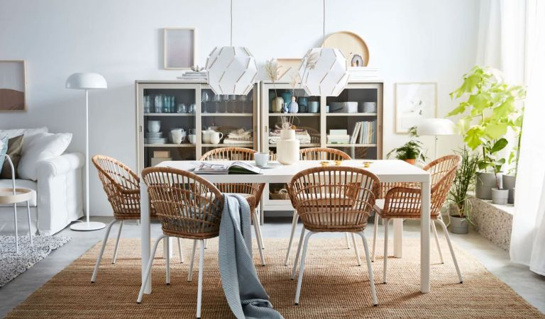 5 Stylish Dining Room Ideas To Suit All Spaces Real Homes