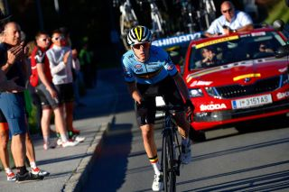 Evenepoel will be a wildcard rider for Belgium