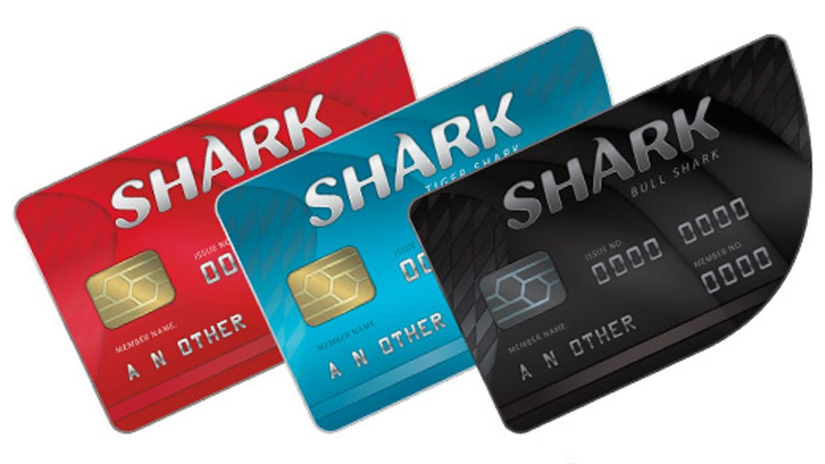 Gta Online Shark Card Guide Which Card Gives The Best Value And What Can You Buy With It Gamesradar