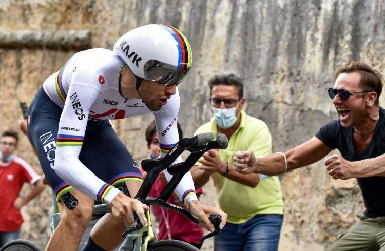 Giro d'Italia: Filippo Ganna wins stage 1 | Cyclingnews
