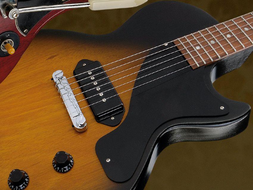 Gibson Les Paul Junior Satin Review Musicradar