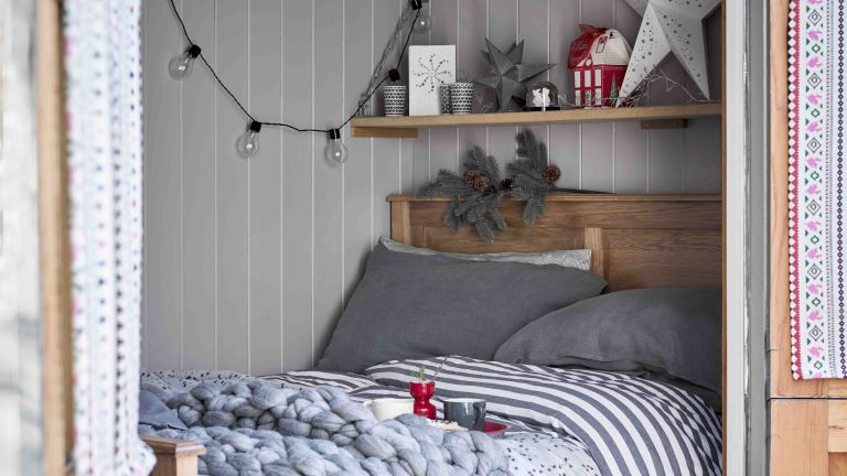 toptip bettsofa guest chairs behind sofa how to get your bedroom ready for christmas real homes todo alt text