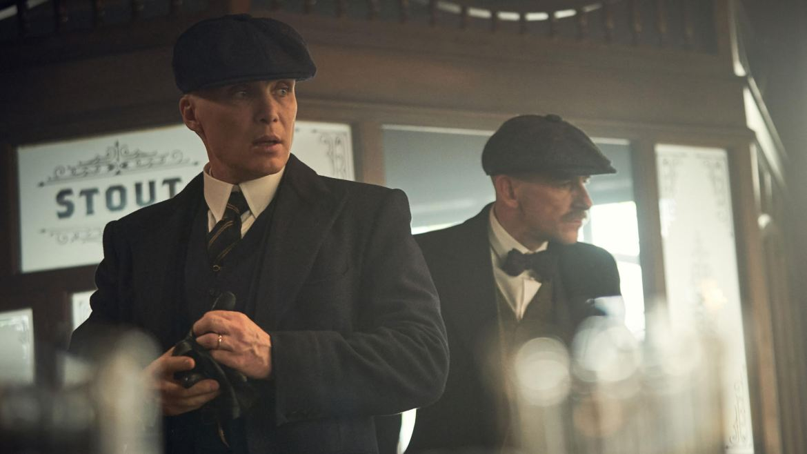 Netflix Top 5 shows to watch during COVID-19 pandemic Peaky Blinders