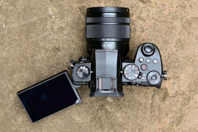 إستعراض كاميرا Panasonic G95 / G90 الجديدة 4