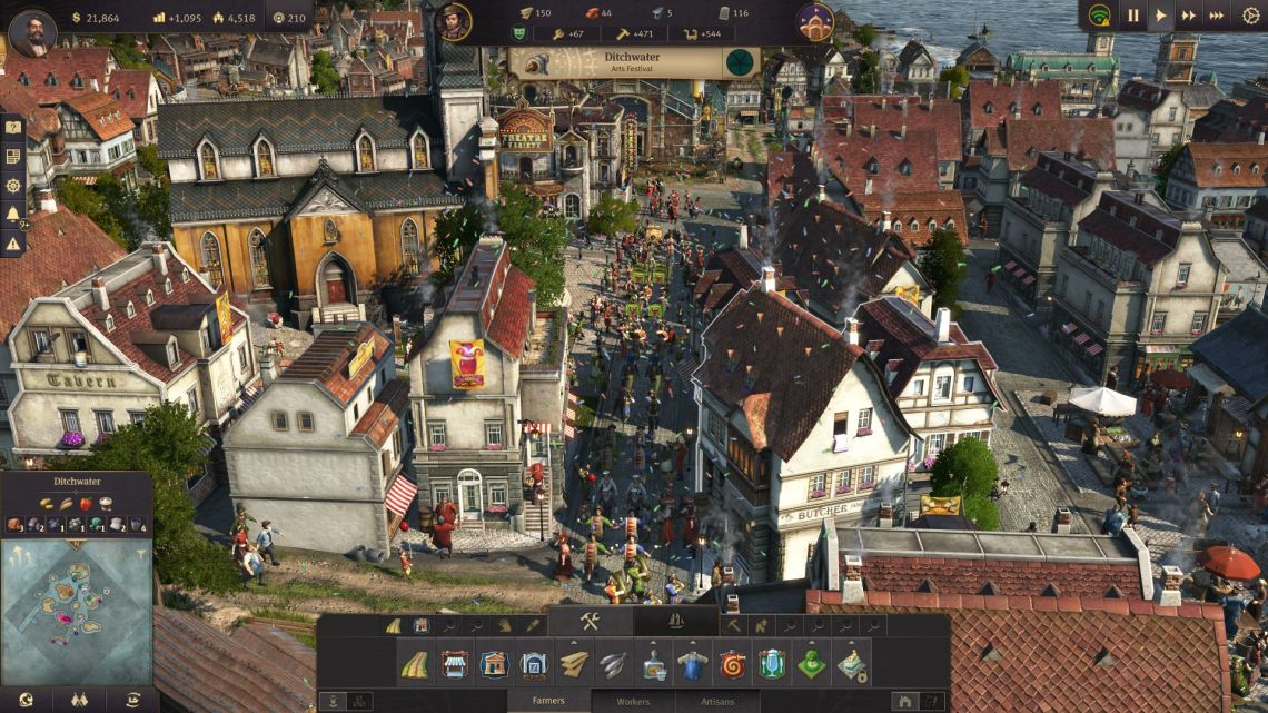 Anno 1800 review | PC Gamer
