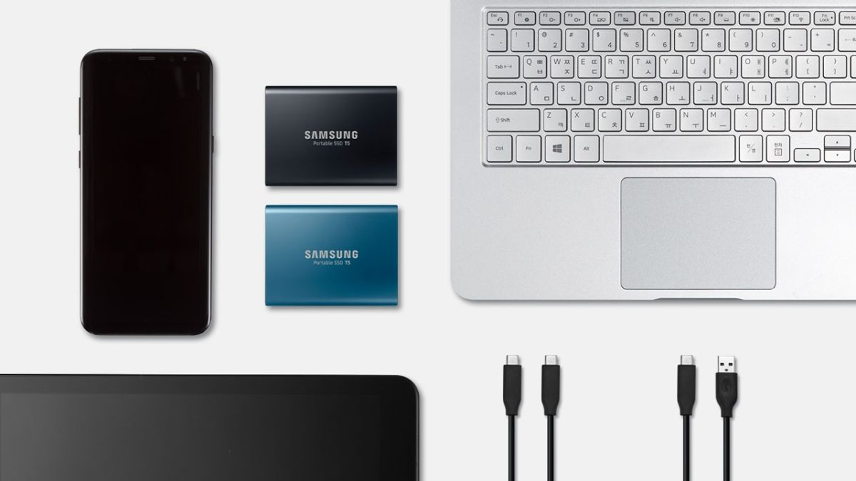 Best portable SSD of 2020: top external solid state drives | TechRadar