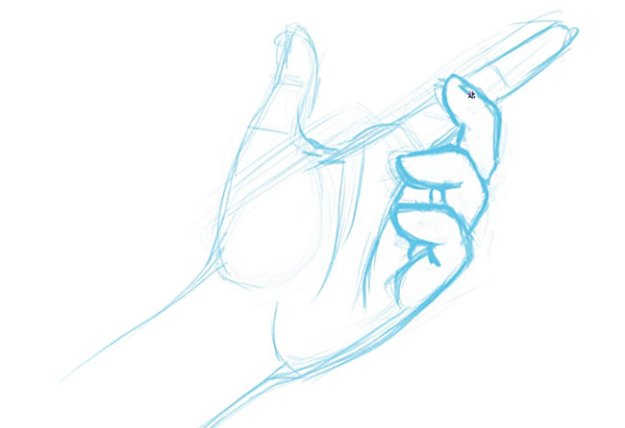 g5gUoMFkcQQEWfqmtMBXt How to quickly sketch hands Random