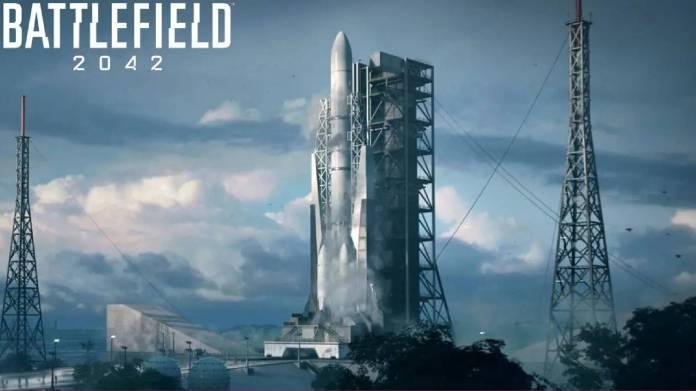 Battlefield 2042 Orbital Map Illustration