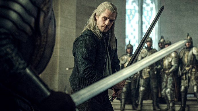 Best Netflix shows: The Witcher
