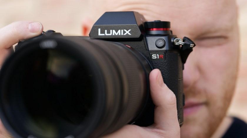 Best camera: Panasonic S1R