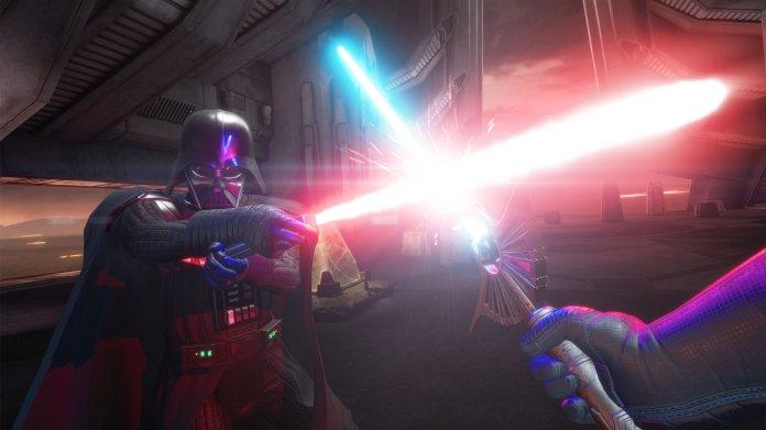 best VR games: Vader Immortal