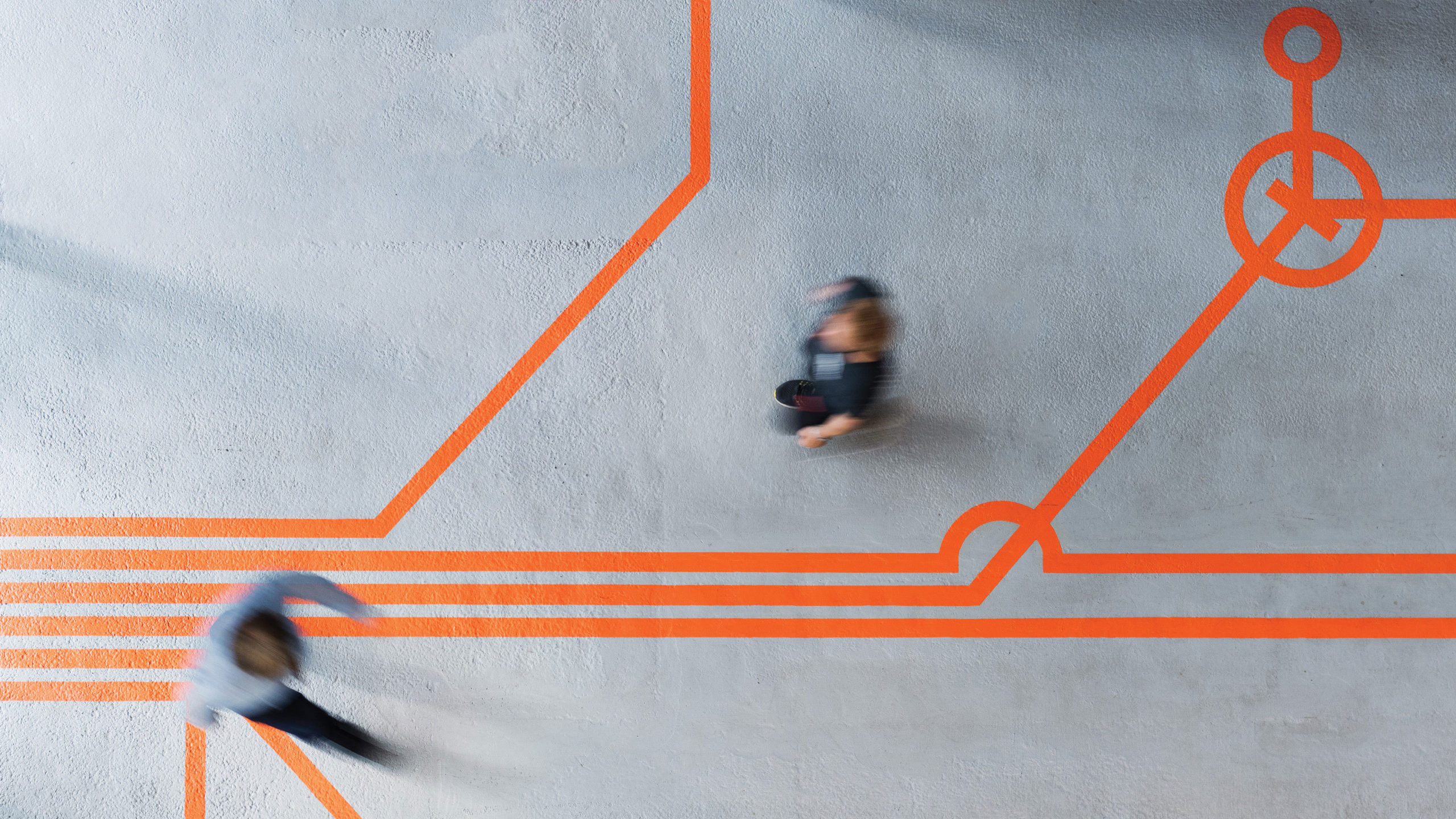 Here London wayfinding by dn&co