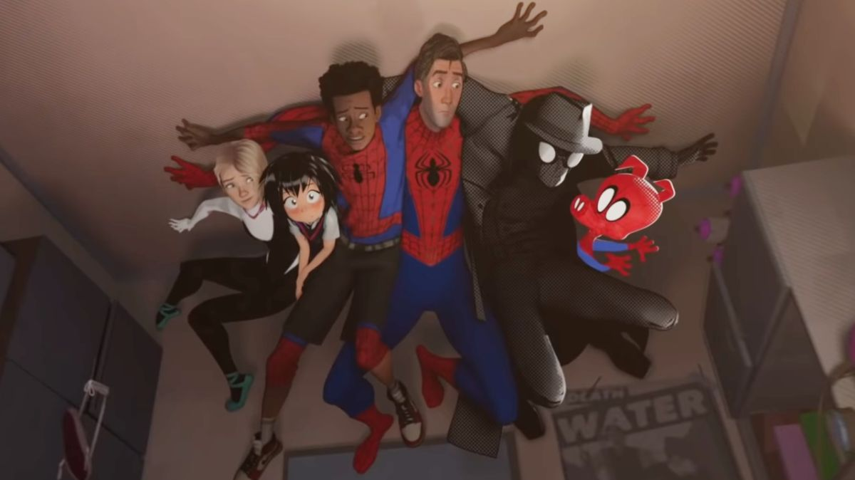 Coloring Amazing 2 Pages Spider Man