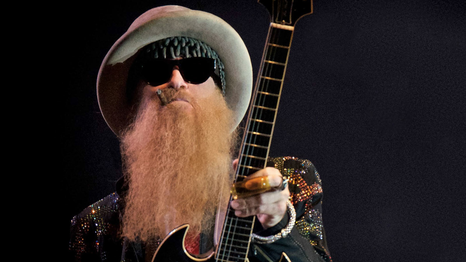 zz top legend billy