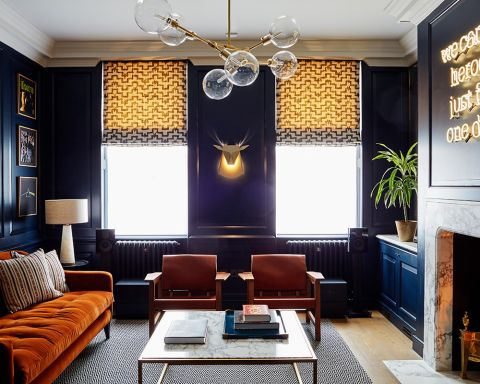small living room lighting ideas to