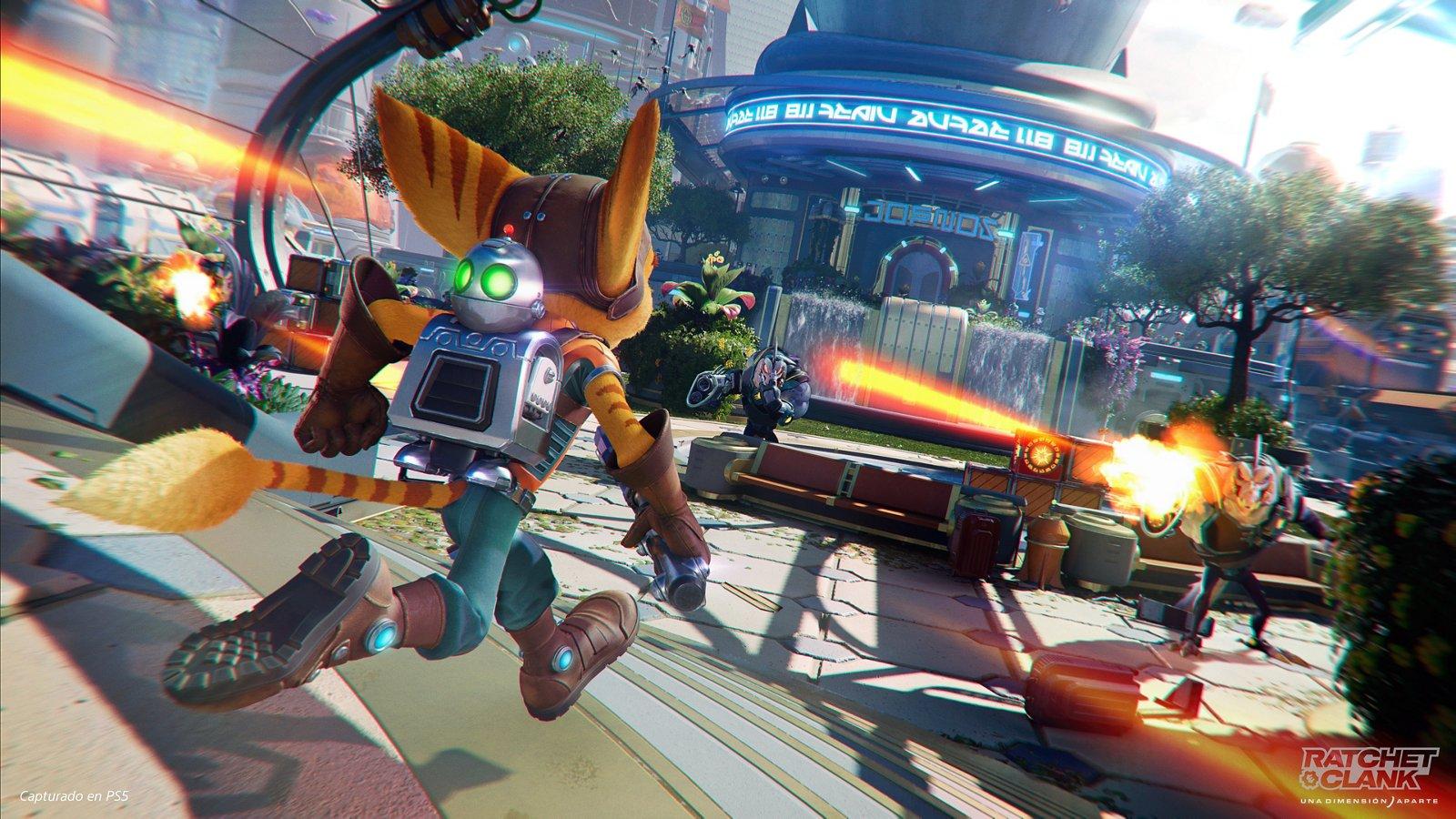 PS5 restock Ratchet and Clank screenshot