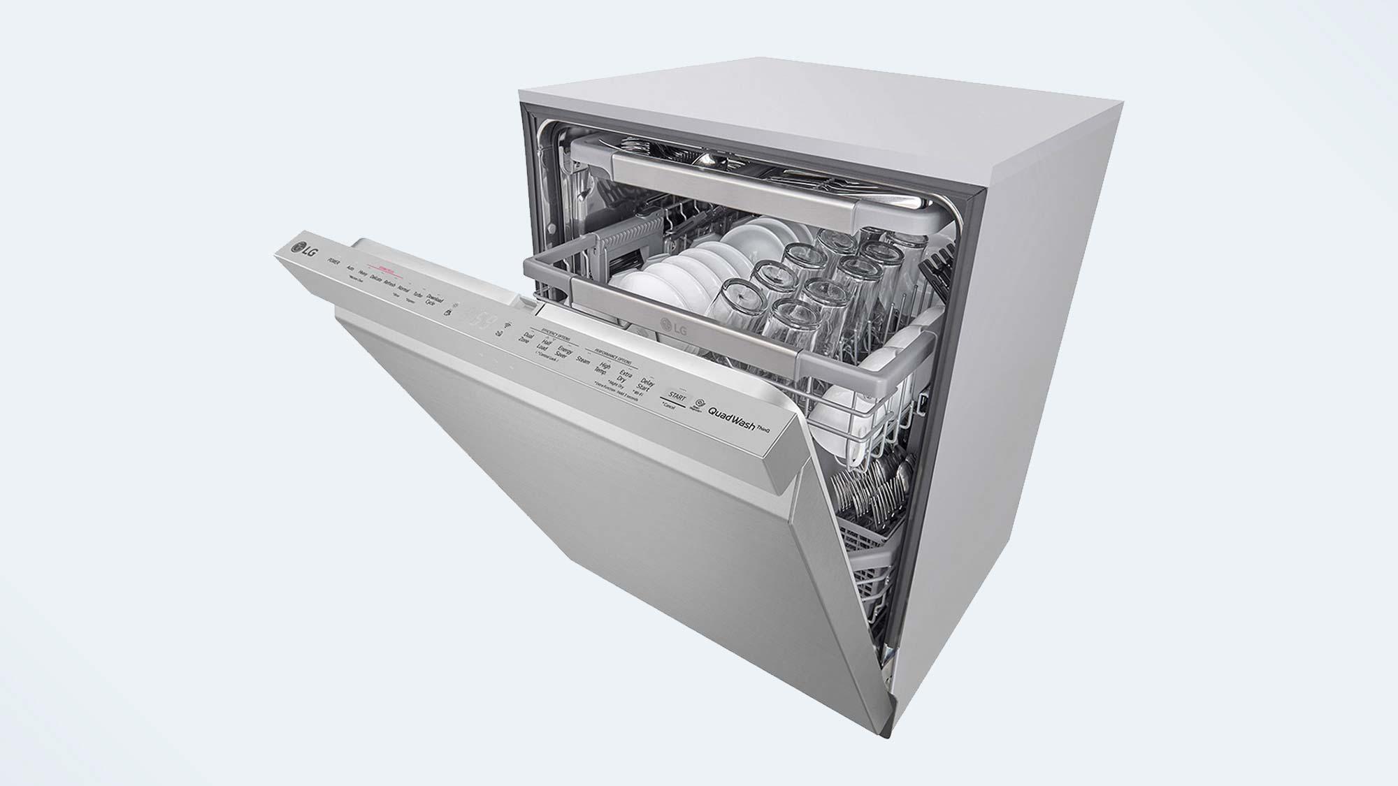 best dishwashers: LG LDP6810SS