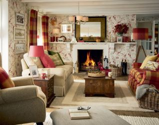 Cottage living rooms: 11 rustic decorating ideas Real Homes