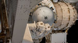 The International Space Station is now the world's first commercial airlock