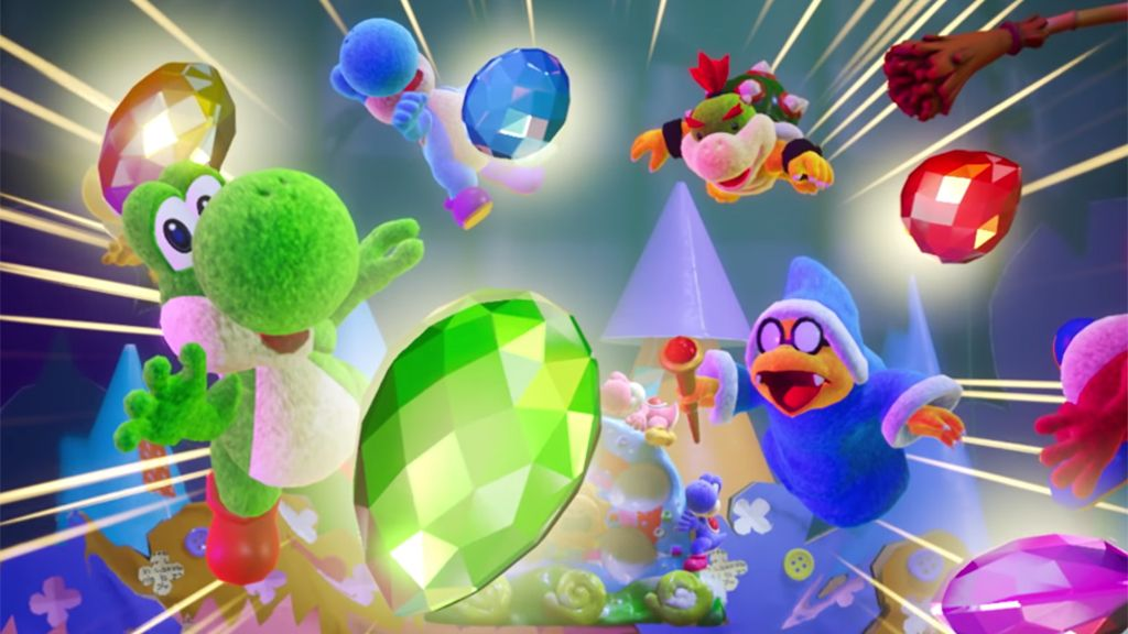 Big Cute Baby Wallpaper Yoshi S Crafted World For Nintendo Switch Gets Cute Story