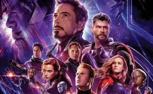 Avengers Endgame Is Out Now On Blu Ray And Dvd Here Are