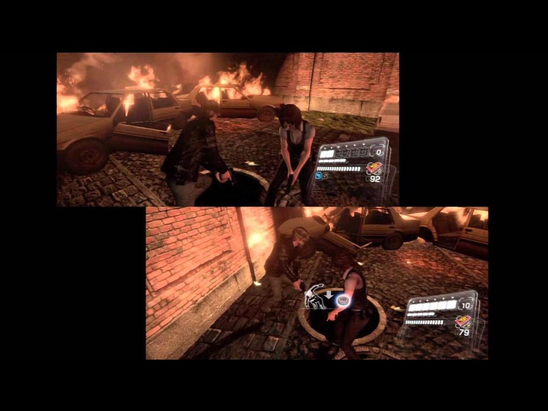 The best split screen PS4 games: resident evil 6