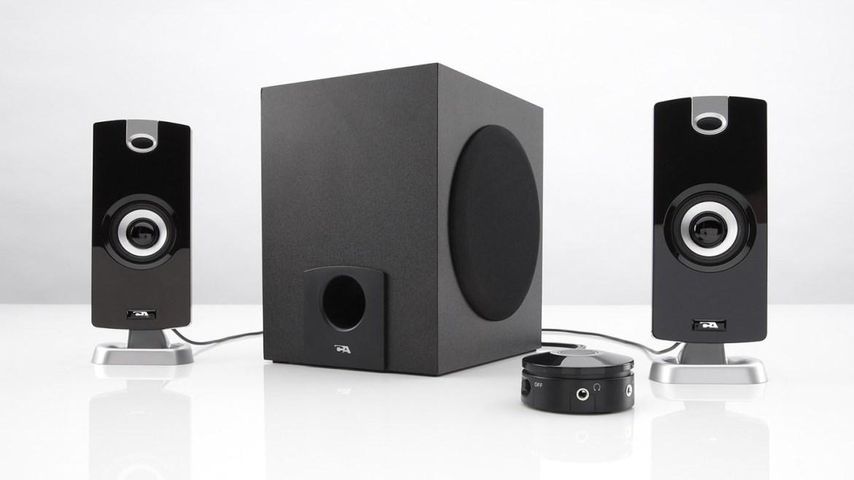 Best computer speakers: Cyber Acoustics CA 3090