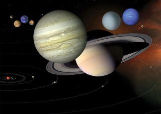 solar system facts a