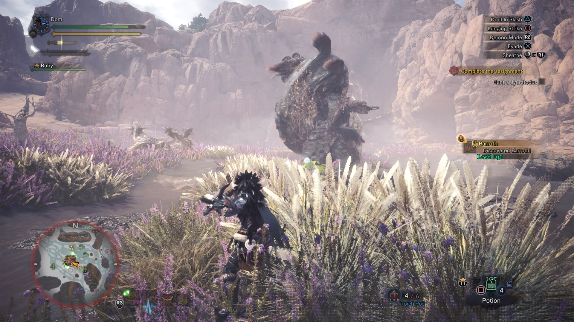 Monster Hunter: World is the PC game of your dreams (or more accurately, nightmares).