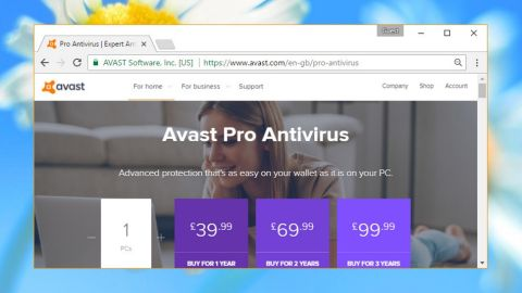 Avast Pro Antivirus 2015 Free Download