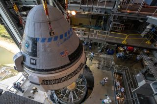 Boeing plans to launch its first Starliner spacecraft on Dec. 19, 2019 on a test flight to the International Space Station.